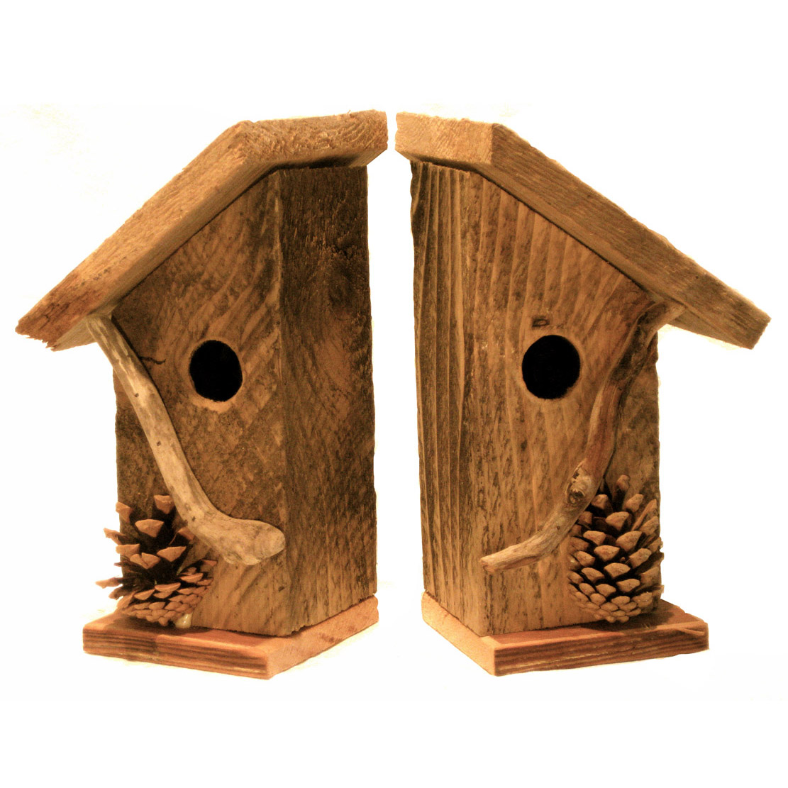 Unique Bookends Birdhouse Bookends 171 Whimsical Woods